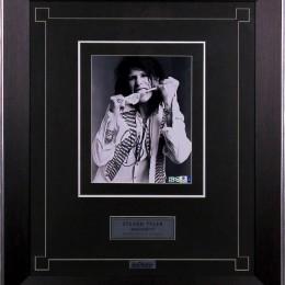 Стивен Тайлер Aerosmith (автограф на фото)