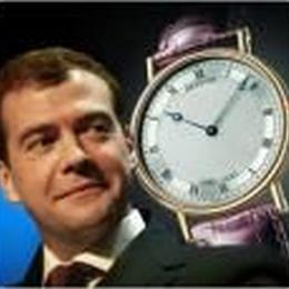 Часы президентов
