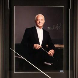 Владимир Спиваков (автограф на фото)
