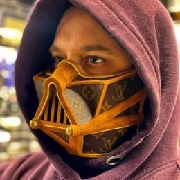 От Мандалорца до R2D2 – американский художник одевает героев «Звездных войн» в Louis Vuitton