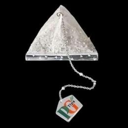 Самый дорогой пакетик чая стоит 10 000 $ и содержит 280 бриллиантов