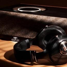 Bentley представил проигрыватель и наушники особого издания совместно с Naim and Focal