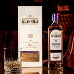 Bushmills представил редкий 28-летний ирландский односолодовый виски