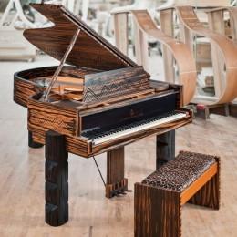 Steinway & Sons объединились с Ленни Кравицем для создания рояля
