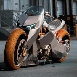 Mangusta Концепт мотоцикла от Lamborghini