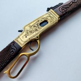 Миниатюрная американская винтовка Винчестер (1:3)