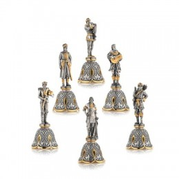 Набор колокольчиков «Добры молодцы»
