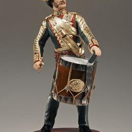 Барабанщик роты дворцовых гренадеров