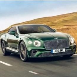 Bentley представил твидовый салон от Mulliner для всей своей линейки
