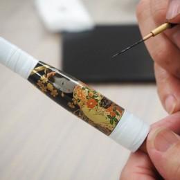 Montblanc Meisterstück Maki-e Calligraphy Tribute to Kyoto