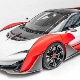 McLaren Sabre – оружие для трека, созданное специально для рынка США