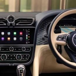 Bentley представил обновленный Bentayga Hybrid с мелкими обновлениями дизайна