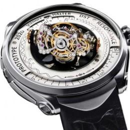 Новые часы от Vianney Halter поражают инженерным чудом