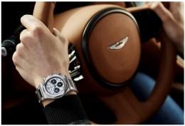 Girard-Perregaux – новый официальный партнер Aston Martin