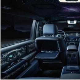 Новые автомобили Rolls Royce Phantom вдохновлены временем и бесконечной вселенной