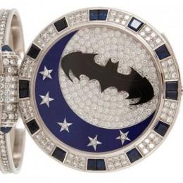 Часы с Бэтменом от Audemars Piguet за 500 000 $