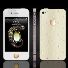 Новый дизайн iPhone Pink Diamond – дитя Алхимика и магии