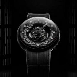 Часы со Звездой Смерти из «Звездных войн» за 150 000 $