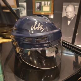 Мини-шлем с автографом Александра Овечкина