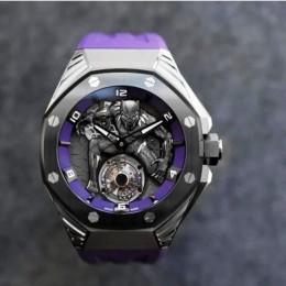 Часы с «Черной пантерой» от Audemars Piguet