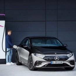 Mercedes EQS может съесть Tesla Model S на завтрак