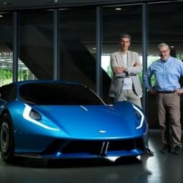 Automobili Estrema итальянский электрический гиперкар за 2 миллиона долларов
