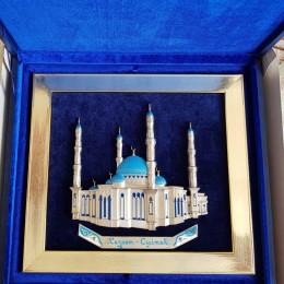 Панно Мечеть Хазрет Султан (29 на 26 см)