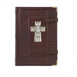 Библия «Благочестие» (телячья кожа, серебро)