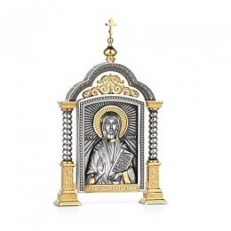 Парадная икона «Святая Анна»