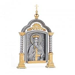 Парадная икона «Святая Екатерина»