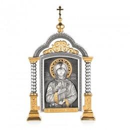 Парадная икона «Святая Ксения»