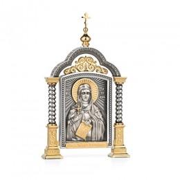 Парадная икона «Святая Татьяна»