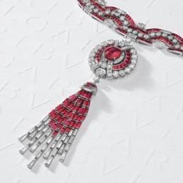 Коллекция ювелирных украшений 2021 Bulgari Magnifica