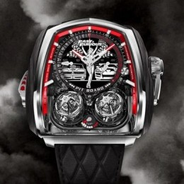 Jacob & Co. выпустили часы в честь 20-летия «Форсажа»