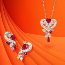 «Уинстон с любовью»: Новая коллекция ювелирных украшений Harry Winston