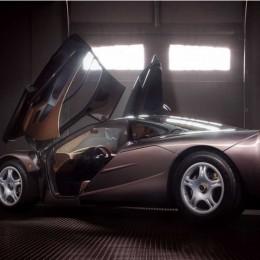 Автомобиль McLaren F1 может уйти с молотка за 15 миллионов долларов