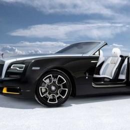 Rolls-Royce представил два новых автомобиля из коллекции Landspeed Collection в честь забытого героя