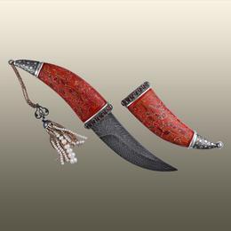 "Нож ""Красный перец"""