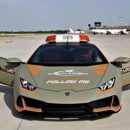 В Болонье будут использовать Lamborghini Huracan Evo в качестве автомобиля сопровождения