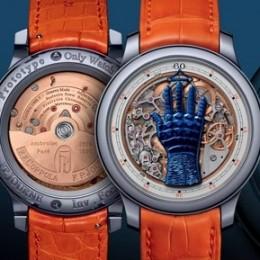 Часы от François-Paul Journe, вдохновленные Фрэнсисом Фордом Копполой