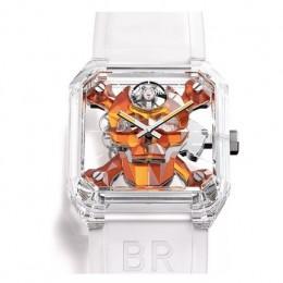 Часы BR 01 Cyber Skull Sapphire Only Watch от Bell & Ross