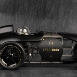 L'Epée 1839 и Label Noir создали настольные часы в виде болида за 35000 $