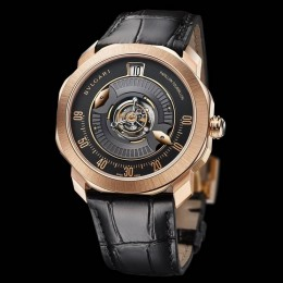 Bulgari представил новые часы Octo Roma Central Tourbillon Papillon за 129000 $
