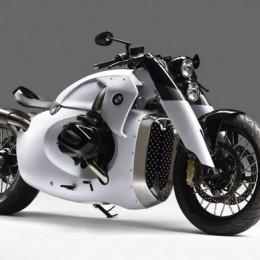 Мотоцикл BMW R1250R в комплектации от Renard Speed Shop