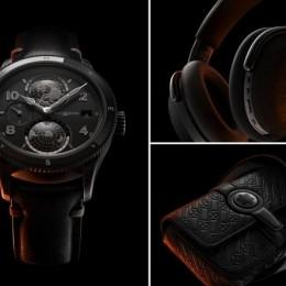 Montblanc запустил новую «ультра-черную» коллекцию
