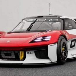 Porsche Mission R Concept – полностью электрический гоночный автомобиль