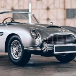 Aston Martin DB5 для детей за 127 000 долларов
