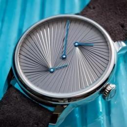 Часы Le Regulateur Louis Erard X Atelier OÏ