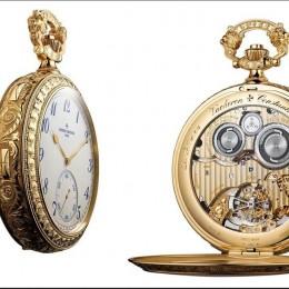 Westminster Sonnerie Johannes Vermeer от Vacheron Constantin – уникальные часы