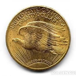 Впервые в России появилась в продаже золотая монета «Двойной Орел»